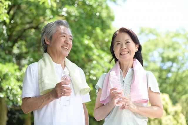 はり治療で五十肩を根本改善し、体も元気になった夫婦