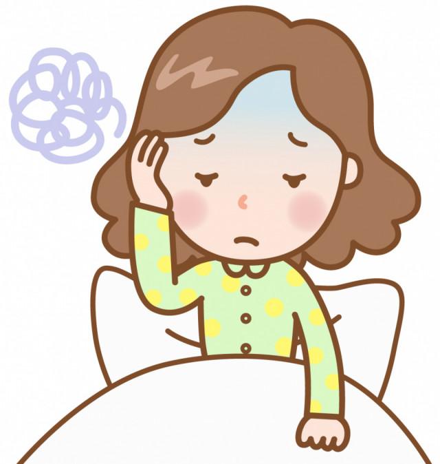 起立性調節障害で朝起きられない人